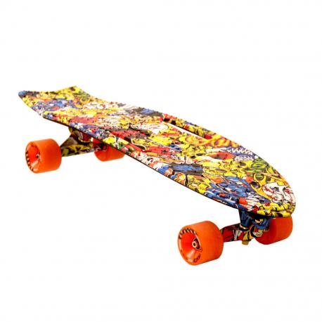 Charger-X Surf Skate Joker