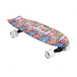 Charger-X Surf Skate Graffiti