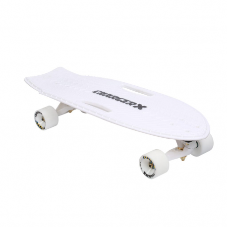 Charger-X Surf Skate Blanc