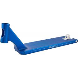 "Apex 5"" Box Cut Deck Bleu"