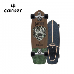 CARVER COMPLETE CONLOGUE SEA TIGER C7