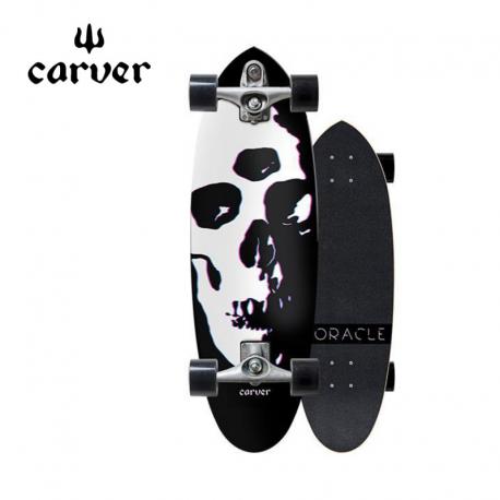 CARVER COMPLETE ORACLE C 7
