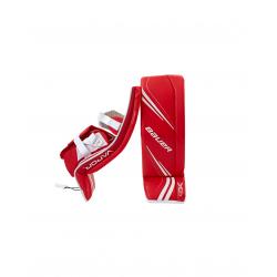 Bottes de Hockey Bauer Vapor X2.7 Rouge Sr