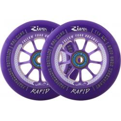 River Roues rapid signature Violet