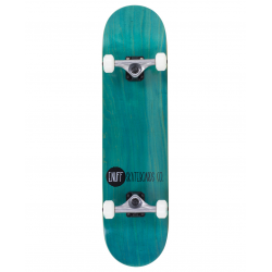 Enuff Stain Turquoise Skate Complet