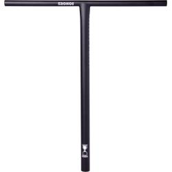 Longway Kronos T Bar Noir 650-700 mm Titanium Trottinette Freestyle