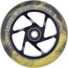 Stricker  Roues Lux 110 mm Noir-Jaune