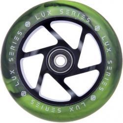 Stricker  Roues Lux 110 mm Noir-vert
