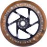Stricker  Roues Lux 110 mm Noir-Marron