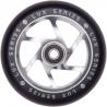 Stricker  Roues Lux 110 mm Noir-Argent