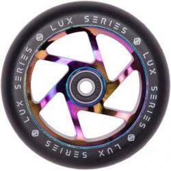 Stricker  Roues Lux 110 mm Noir-Neochrome