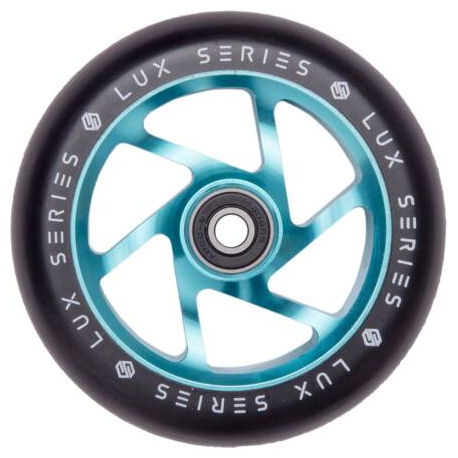 Stricker  Roues Lux 110 mm Bleu